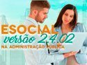 Curso eSOCIAL na Administração Pública - versão 2.4.02