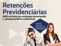 Curso Retenções Previdenciárias - INSS na fonte
