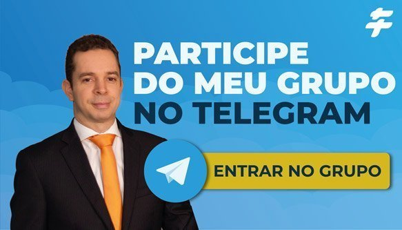 Participe do grupo Telegram Foco Tributário